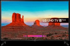 """Телевизор LG 49UK6200PLA, 49"""", Ultra HD 4K"""